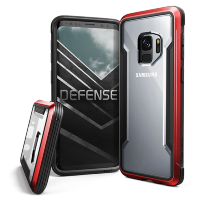 Чехол X-Doria Defense Shield для Galaxy S9 Red/Black