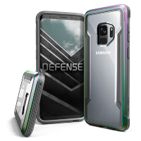 Чехол X-Doria Defense Shield для Galaxy S9 Iridescent