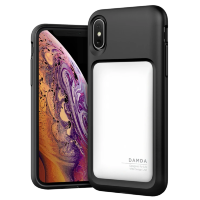 Чехол VRS Design Damda High Pro Shield для iPhone X/XS Cream White