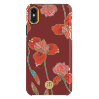 Чехол Kingxbar Blossom Series для iPhone X/Xs Kapok