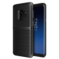 Чехол VRS Design Single Fit для Galaxy S9 Black