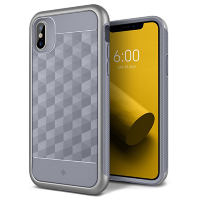 Чехол Caseology Parallax для iPhone X Ocean Gray