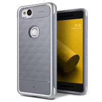 Чехол Caseology Parallax Series для Google Pixel 2 Ocean Gray